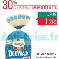Brioches Doowap Harrys chez Match (10/12 – 26/12)