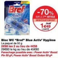 Bloc Wc Bref chez Monoprix (04/12 – 15/12)