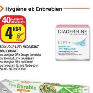 Crème Lift+ Diadermine chez Netto (03/01 – 12/01)