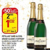 Boisson Sans Alcool D'Artigny chez Netto (10/12 – 21/12)