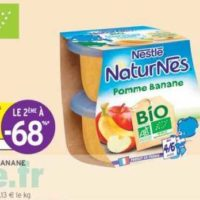 NaturNes Bio Nestlé Bébé chez Intermarché (10/12 – 15/12)