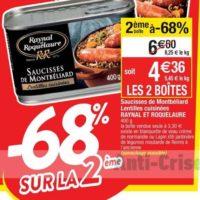 Plat Cuisiné Collection Gourmande Raynal Et Roquelaure chez Cora (10/12 – 16/12)