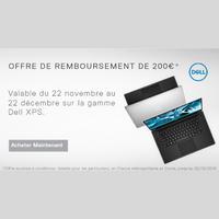 Offre de Remboursement Dell : Jusqu'à 200€ sur PC