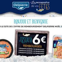 Offre de Remboursement Delpierre : Jusqu'à 6€ Remboursés