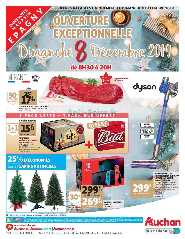 Catalogue Auchan Local Du 08 Décembre 2019 Epagny