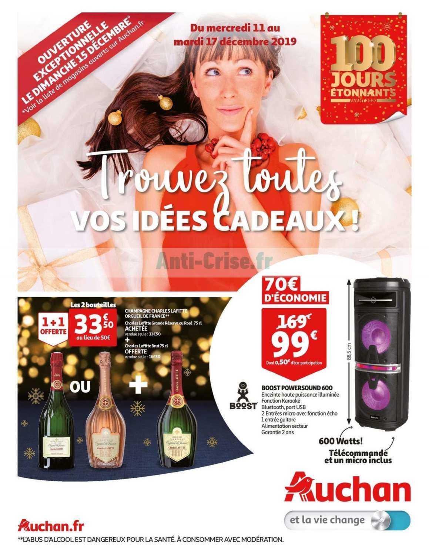 Catalogue Auchan du 11 au 17 décembre 2019