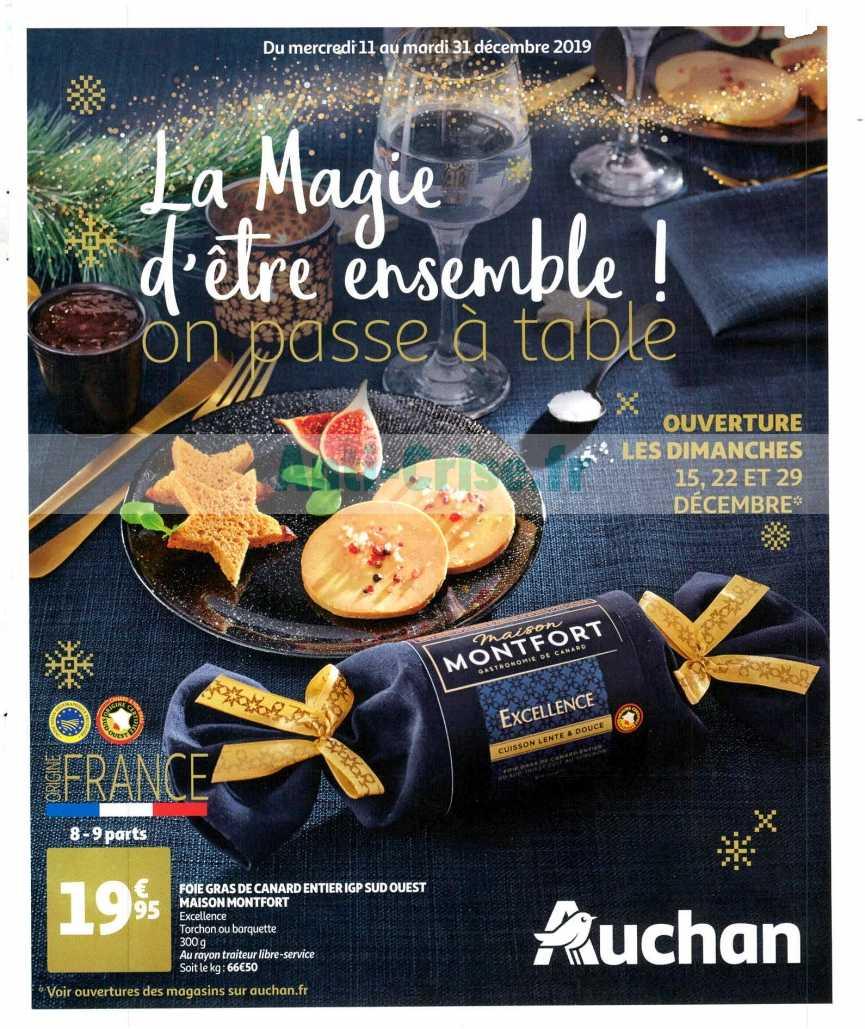 Catalogue Auchan du 11 au 31 décembre 2019