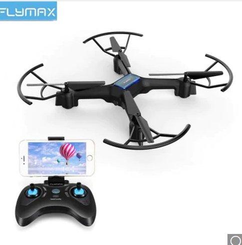 12,64€ port inclus le drone FlyMax 2 avec caméra