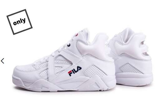 Chaussures Fila Cage Mid à 30€