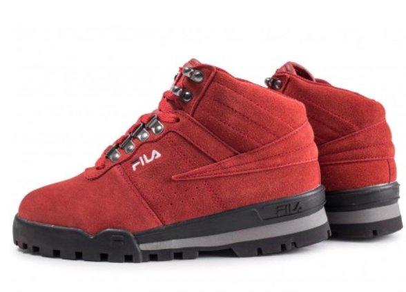 30€ les chaussures FILA HIKER femmes