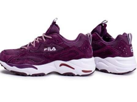 30€ port inclus les sneakers FILA RAY TRACER pour femmes
