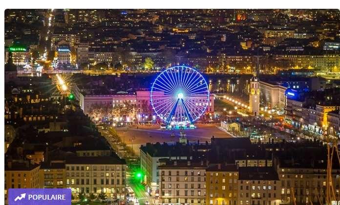 Grande Roue de Lyon : 33% de réduction