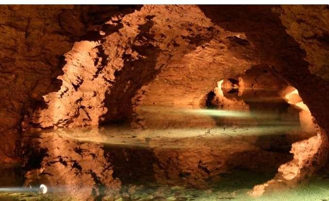 Billets avec pres de 50% de réduction pour les Grottes de la Balme