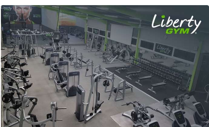 259€ Abonnement annuel fitness premium Liberty Gym