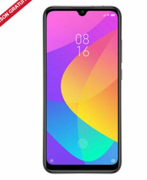 Smartphone XIAOMI  MI A3 128go à 142€