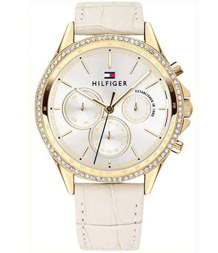 101€ la montre femmes Tommy Hilfiger ARI  au lieu de 179€