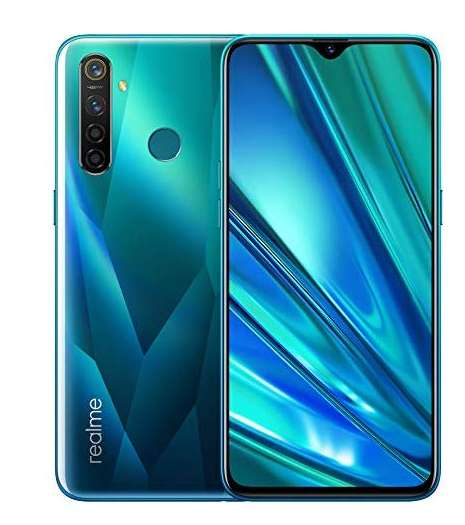 165,99€ le smartphone REALM 5 Pro 4go-128go