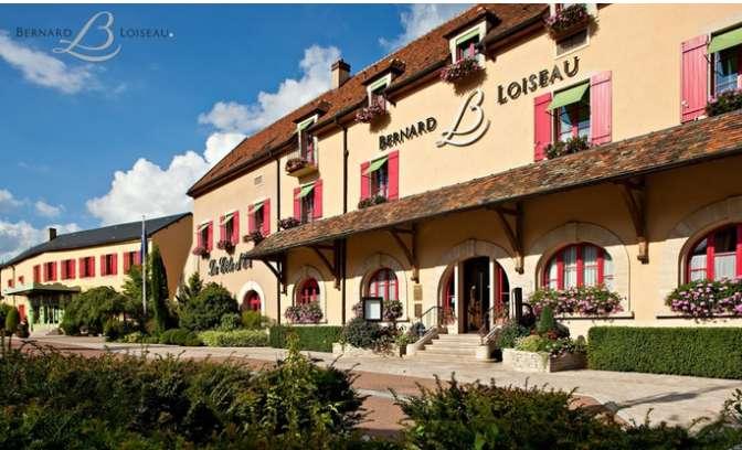30% de réduction au restaurant LA COTE D'OR RELAIS BERNARD LOISEAU