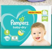 Couches Baby-Dry Pampers chez Carrefour Market (07/01 – 19/01)