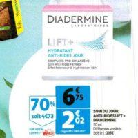 Crème Lift+ Diadermine chez Auchan (29/01 – 04/02)