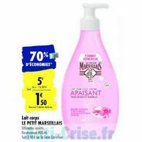 Lait Corps Le Petit Marseillais chez Carrefour (07/01 – 20/01)