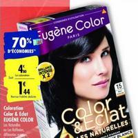 Coloration Eugène Color chez Carrefour (07/01 – 20/01)