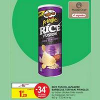 Pringles Fusion chez Intermarché (21/01 – 02/02)