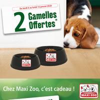 Bon Plan Maxi Zoo : 2 Gamelles Offertes