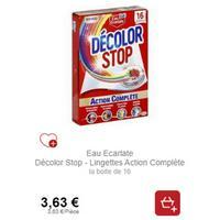 Lingettes Décolor Stop chez Intermarché (21/01 – 26/01)