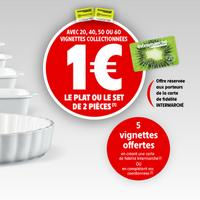 Intermarché : Plats MasterChef à 1€ (14/01 – 10/05)
