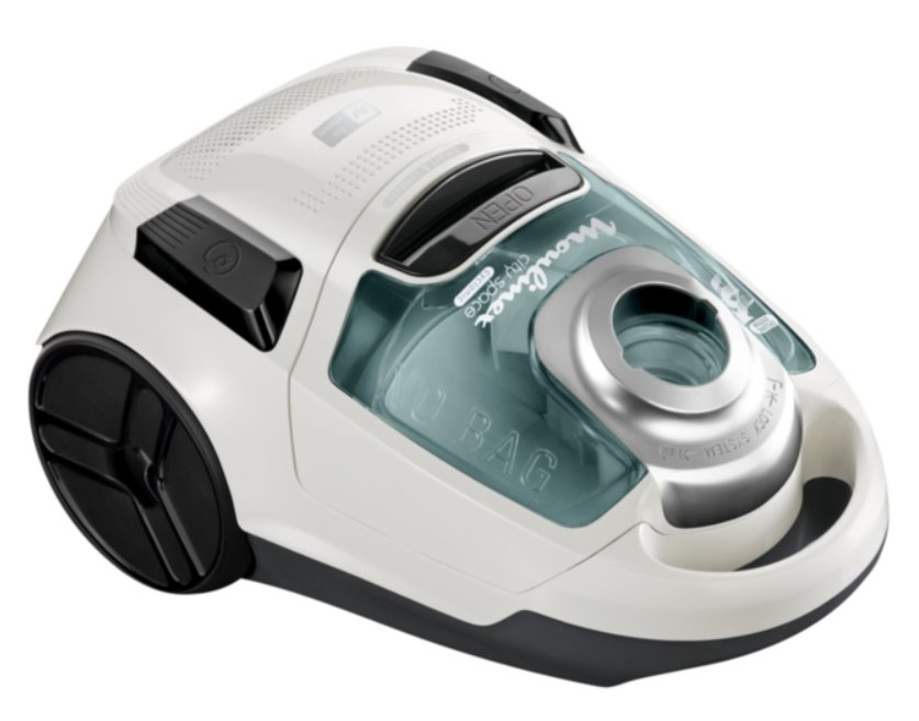 54.99€ l'aspirateur sans sac MO2727PA City Space Cyclonic Moulinex