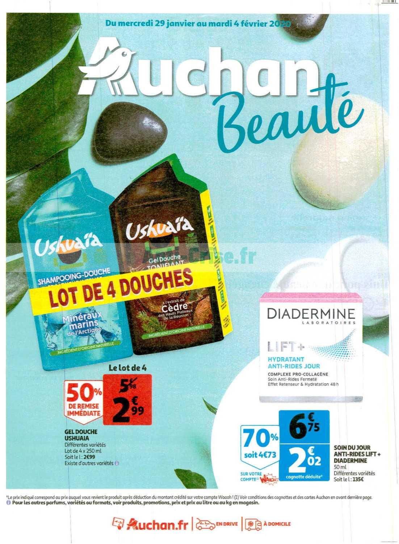 Catalogue Auchan du 29 janvier au 04 février 2020