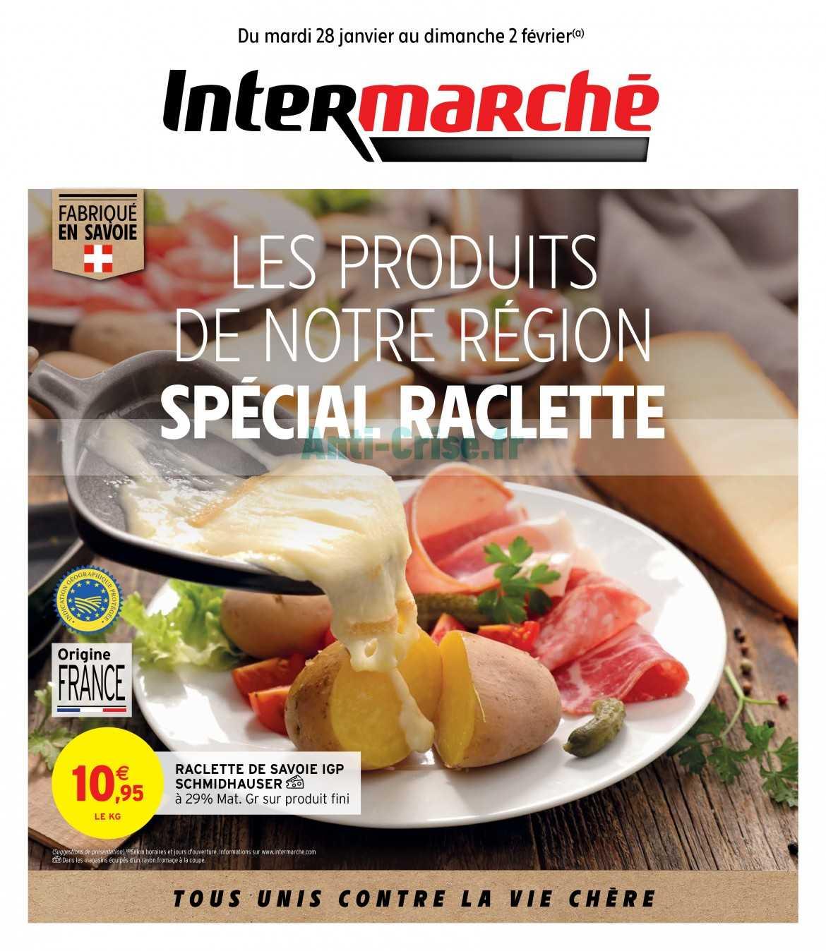 Catalogue Intermarche Du 28 Janvier Au 02 Fevrier 2020 Centre Est Catalogues Promos Bons Plans Economisez Anti Crise Fr
