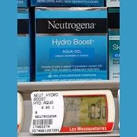 Hydratant Aqua-Gel Hydro Boost Neutrogena chez Intermarché (21/01 – 26/01)