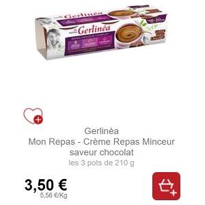 Crèmes Repas Gerlinéa Partout - Catalogues Promos & Bons ...