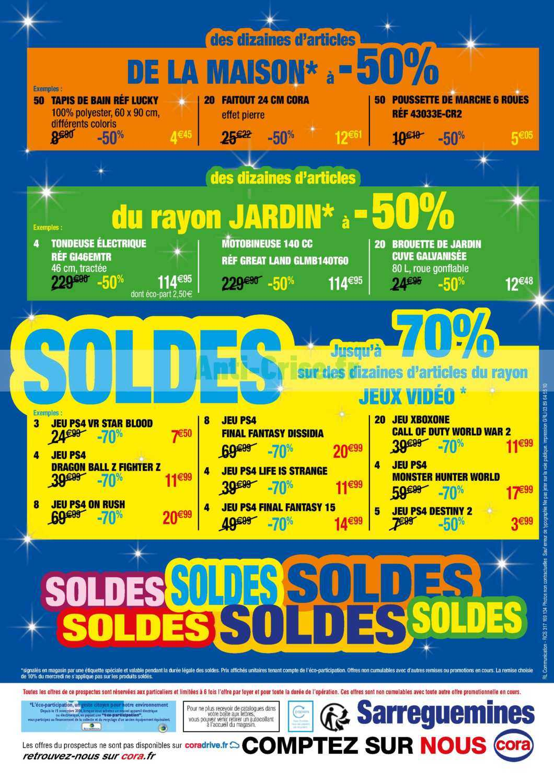 Catalogue Cora Du 02 Au 29 Janvier 2020 Sarreguemines
