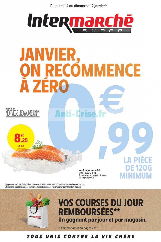 Catalogue Intermarché du 14 au 19 janvier 2020 (Version Super)