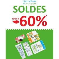 Léa Nature : Soldes à -60%