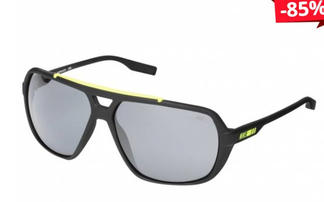 18€ les paires de lunettes de soleil Nike