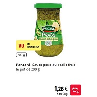 Pesto Panzani Partout
