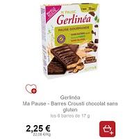 Barres Crousti Ma Pause Gourmande Gerlinéa Partout