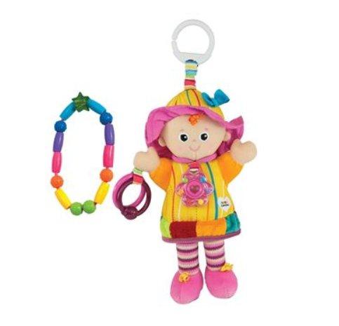 5,10€ la poupée doudou Emilie Tomy au lieu de 17