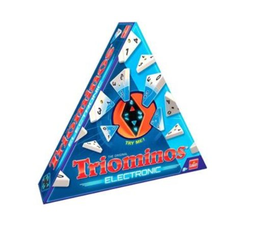 12€ le jeu du Triomino Electronique