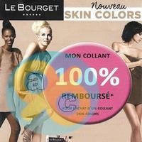 Offre de Remboursement Le Bourget : Collants Skin Colors 100% Remboursé