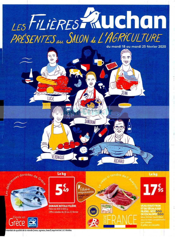 Catalogue Auchan du 18 au 25 février 2020