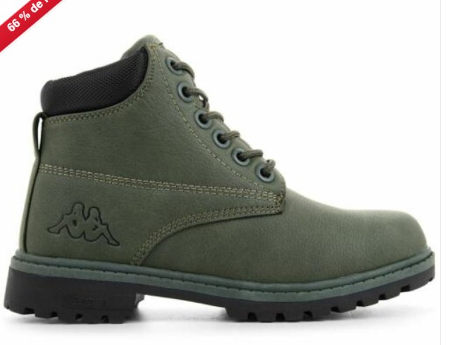 19,99€ les chaussures Kappa ANKLE BOOTS