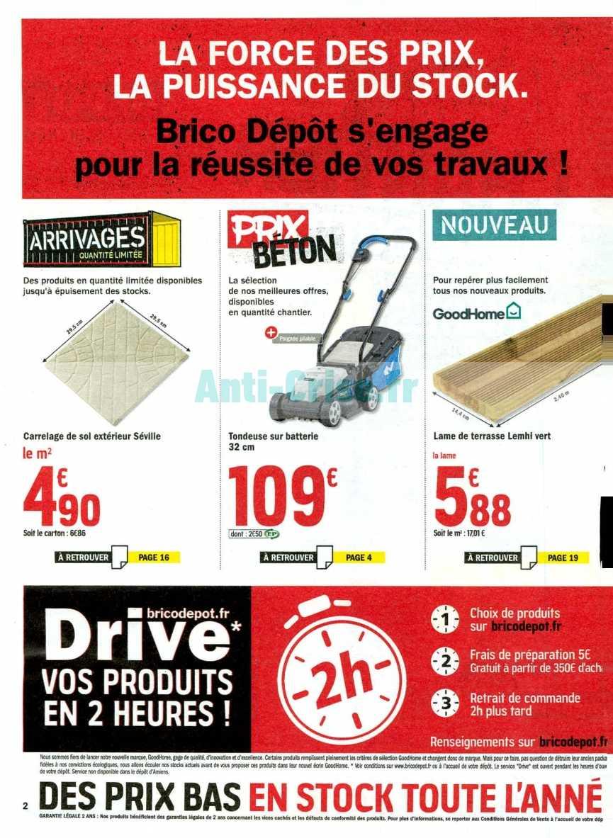 Brico Depot Le Nouveau Catalogue Du 06 Au 26 Mars 2020 Est Disponible Decouvrez Ce Qui Se Cache Dans Le Dernier Catalogue