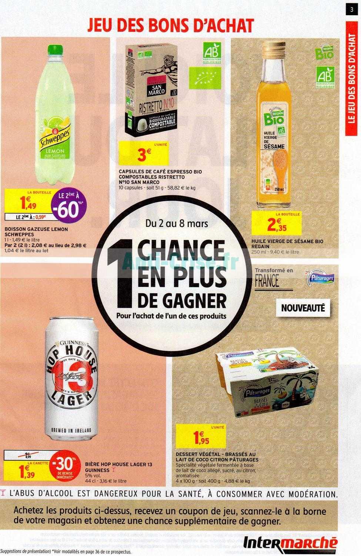 Catalogue Intermarche Du 03 Au 08 Mars 2020 Version Super Catalogues Promos Bons Plans Economisez Anti Crise Fr