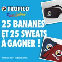 IG Instants Plaisir : 1 Banane ou 1 Sweat Tropico