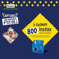 IG AOA Pasquier : 800 Appareils Photo instantanés Instax mini Fujiflm